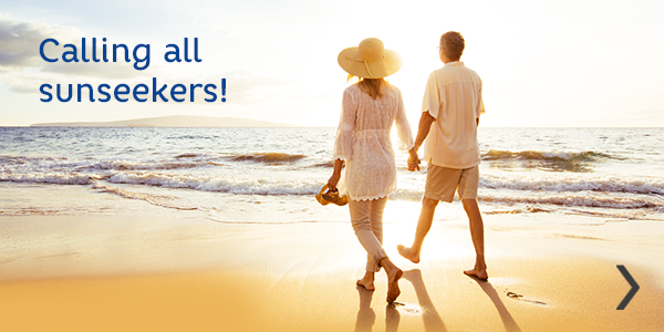 Calling all sunseekers!