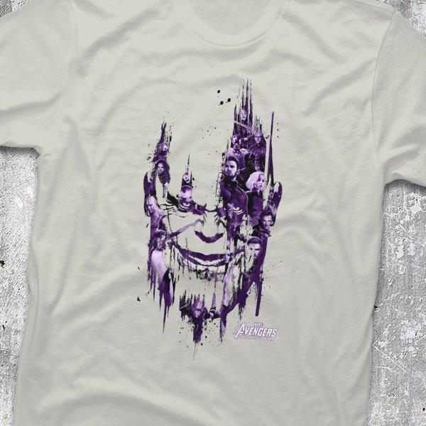 Thanos Smirk