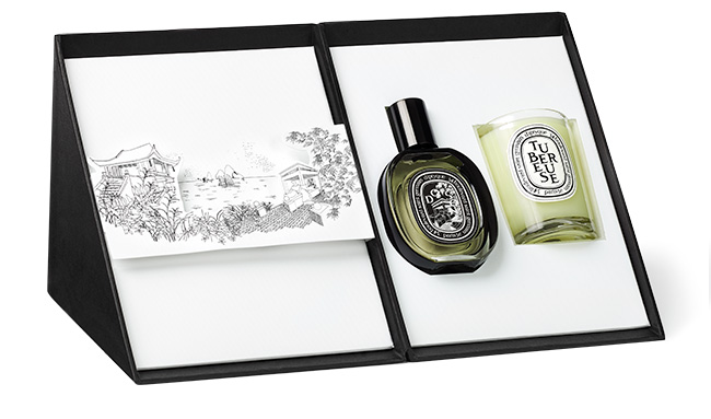 DO SON EDP / 70G TUBEROSE COFFRET $100