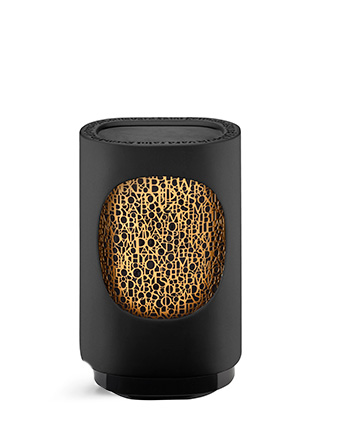 BLACK ELECTRIC DIFFUSER $350