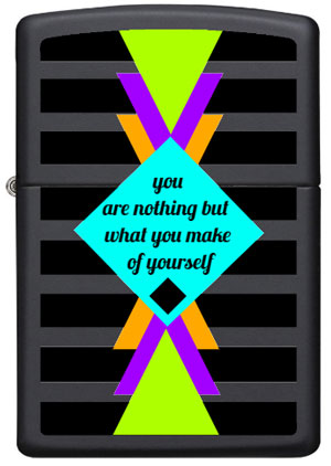 Inspirational Quote Design