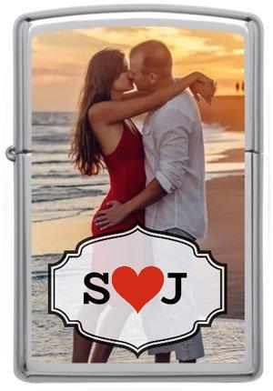 Couple Kissing On Beach Design