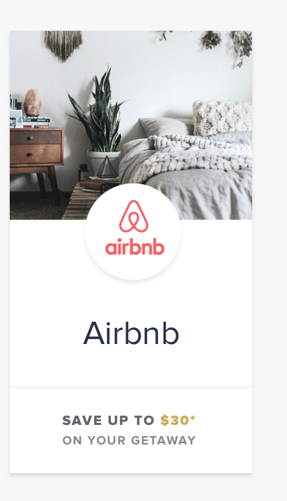 Airbnb | SAVE UP TO $30
