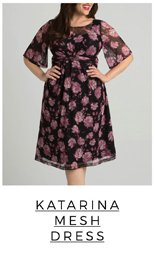 Katarina Mesh Dress