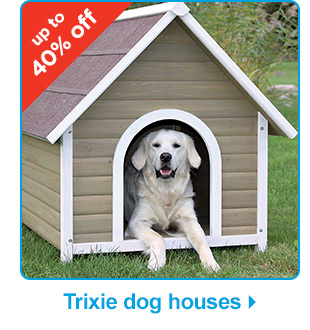 Trixie dog houses