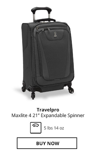 Travelpro Maxlite 4 21in Expandable Spinner
