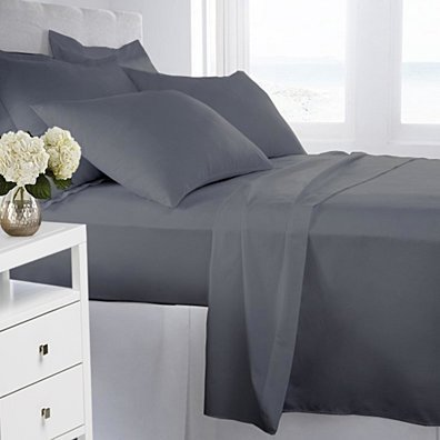 Ultra-Soft 1800 Series Wrinkle Free 4PC Sheet Set