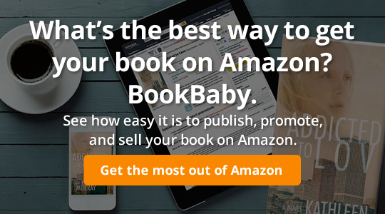 Whats the best way to get your book on Amazon? BookBaby.
