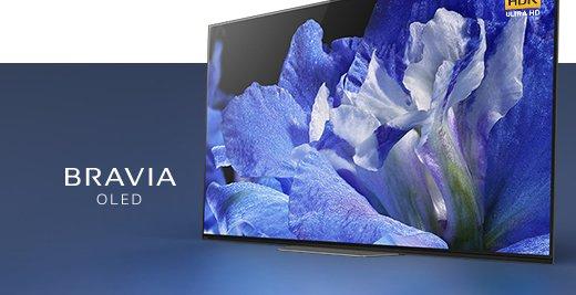 A8F BRAVIA(R) OLED 4K HDR TV