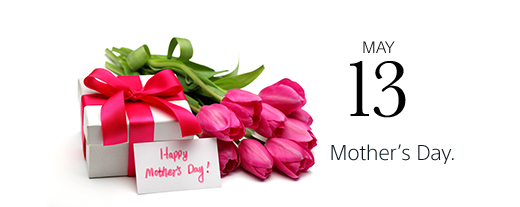 Treat Mom extra special today