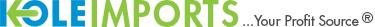 KOLEIMPORTS Logo