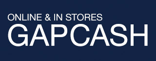 ONLINE & IN STORES | GAPCASH | Earn $20 when you spend $50+ thru 5/31 at Gap & Gap Factory.