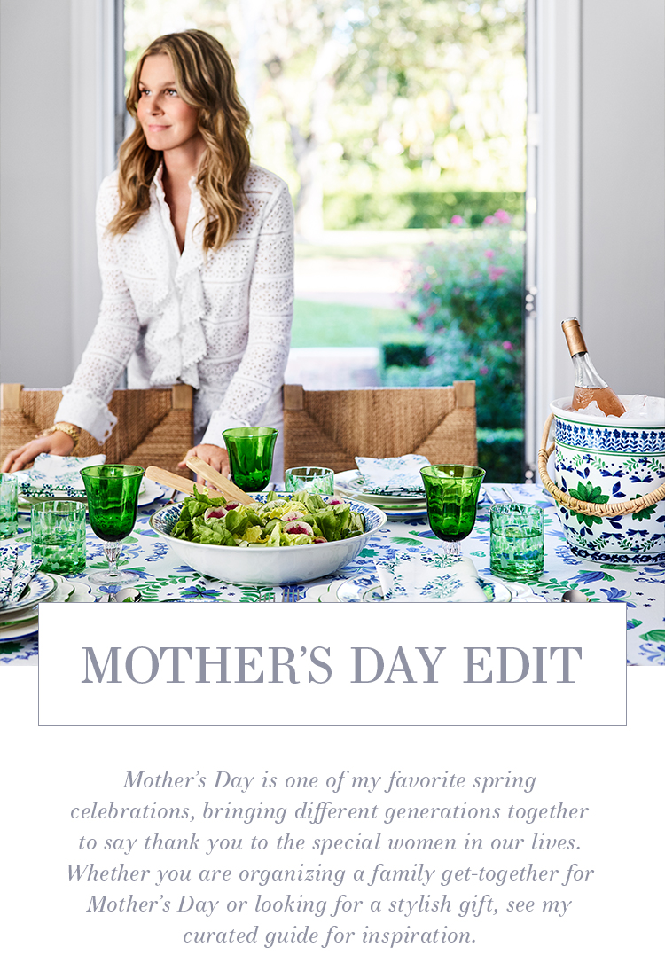 Shop the Mother's Day Edit