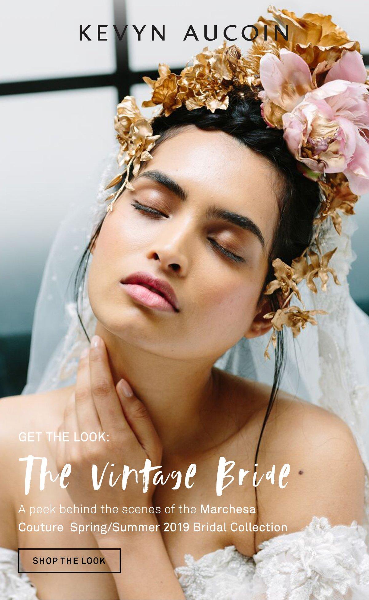 Get the Look: The Vintage Bride