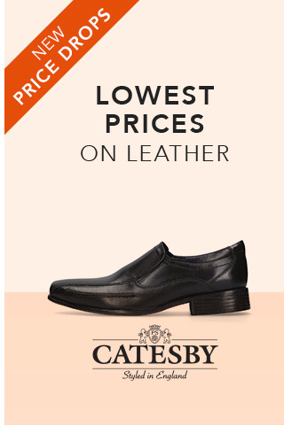 Lowest prices on leather: Catesby