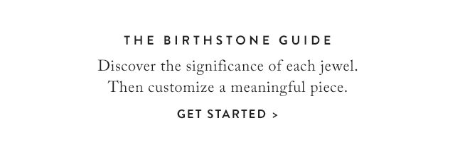 Check out the Birthstone Guide