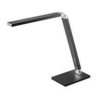 LED Aluminum Desk Lamp, Black