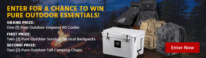 Outdoorsy Sweepstakes