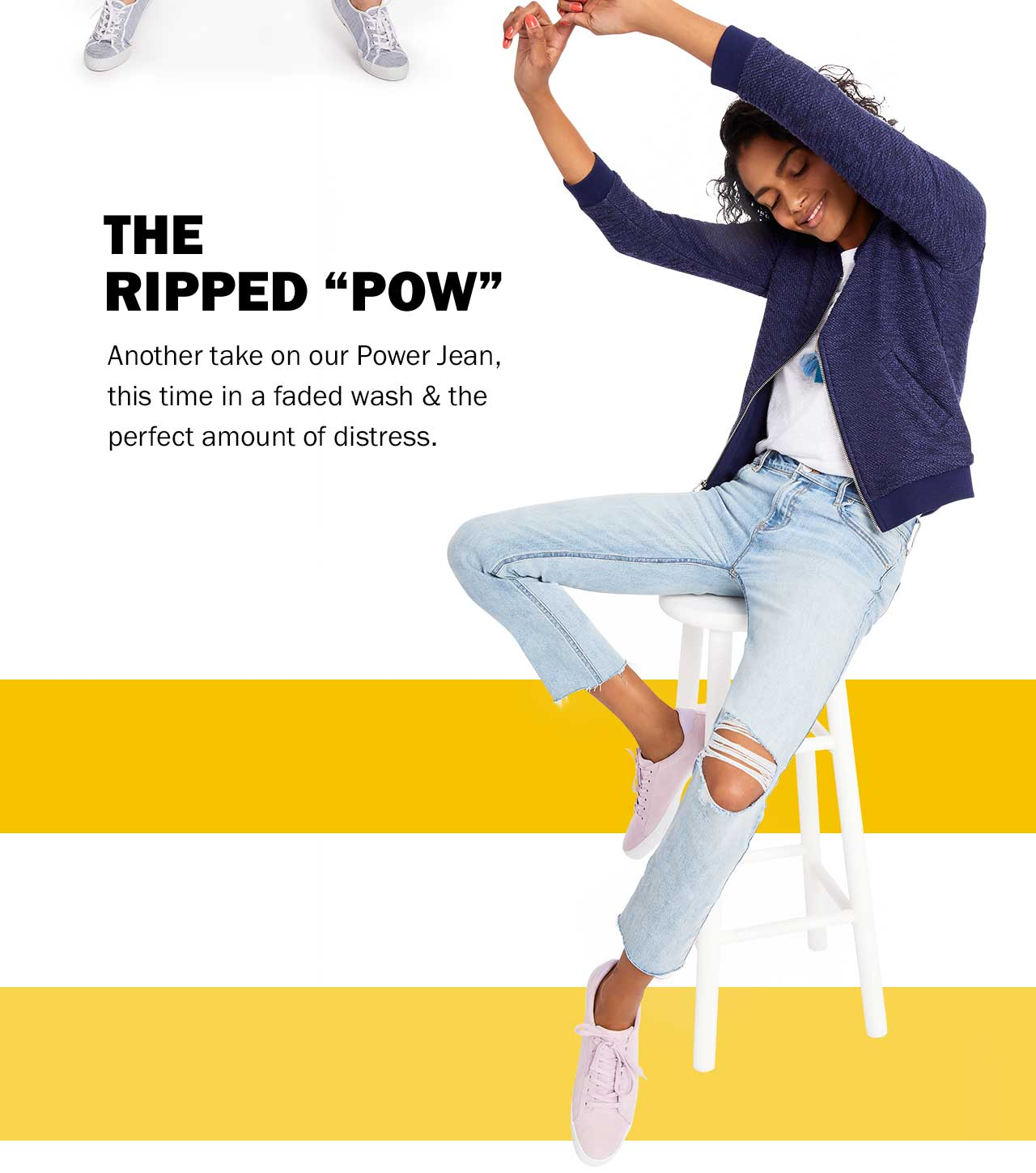 THE RIPPED 'POW'