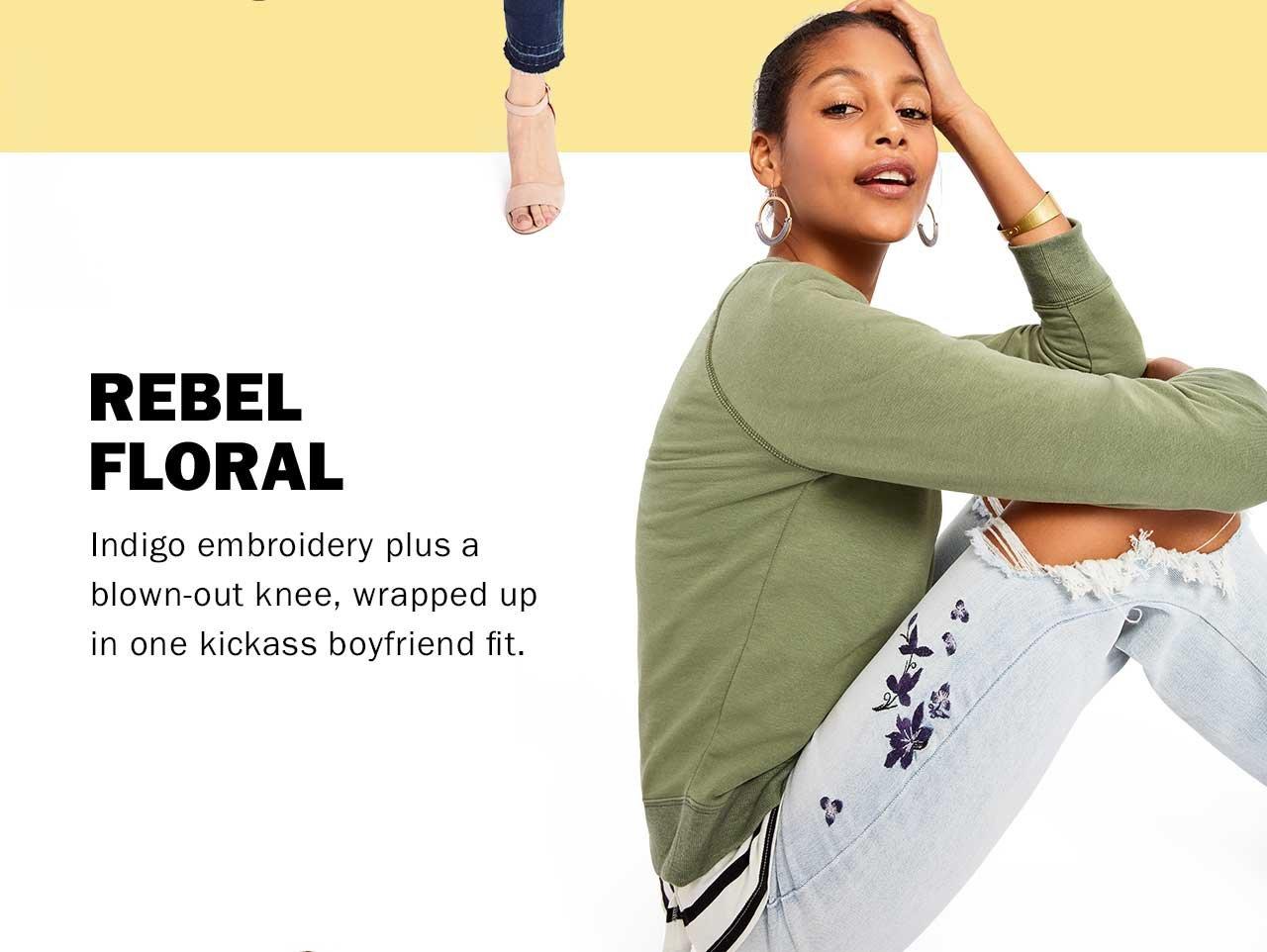 REBEL FLORAL