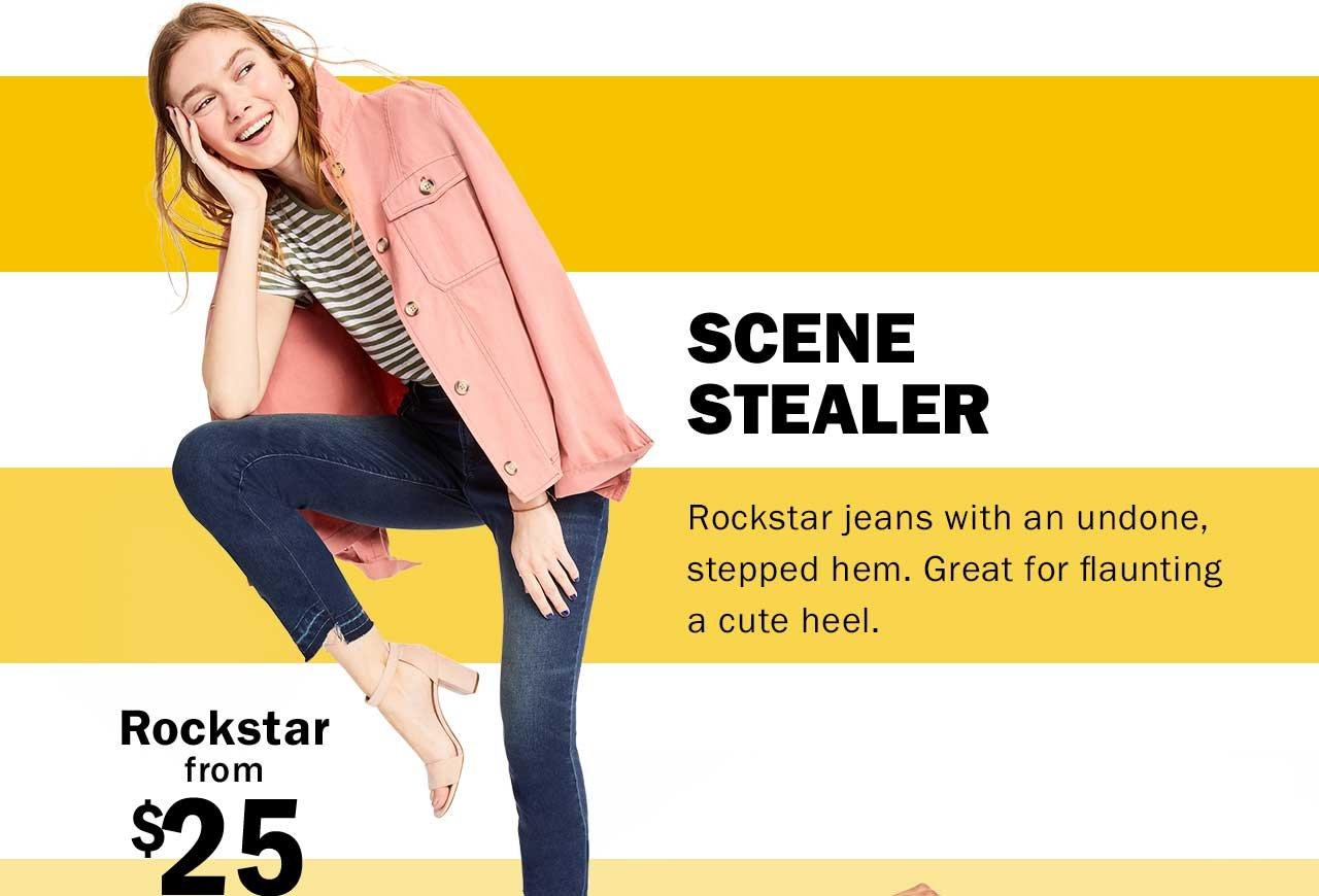 SCENE STEALER | Rockstar from $25