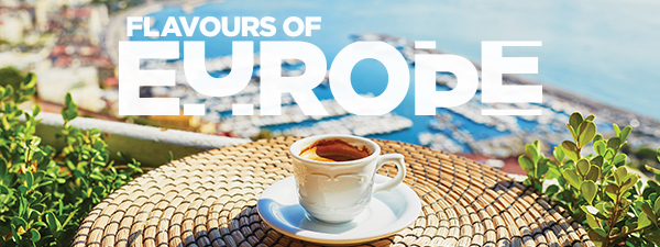 Flavours of Europe