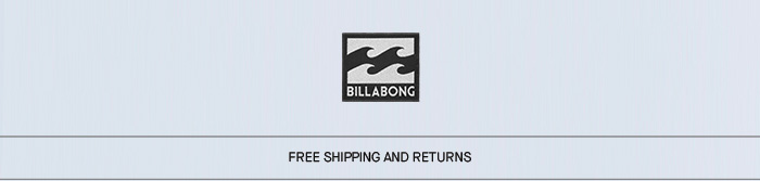 Billabong | Free Shipping & Returns