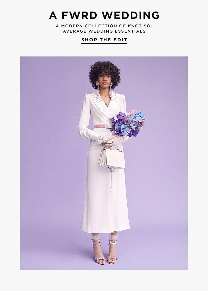 A FWRD Wedding - Shop the edit