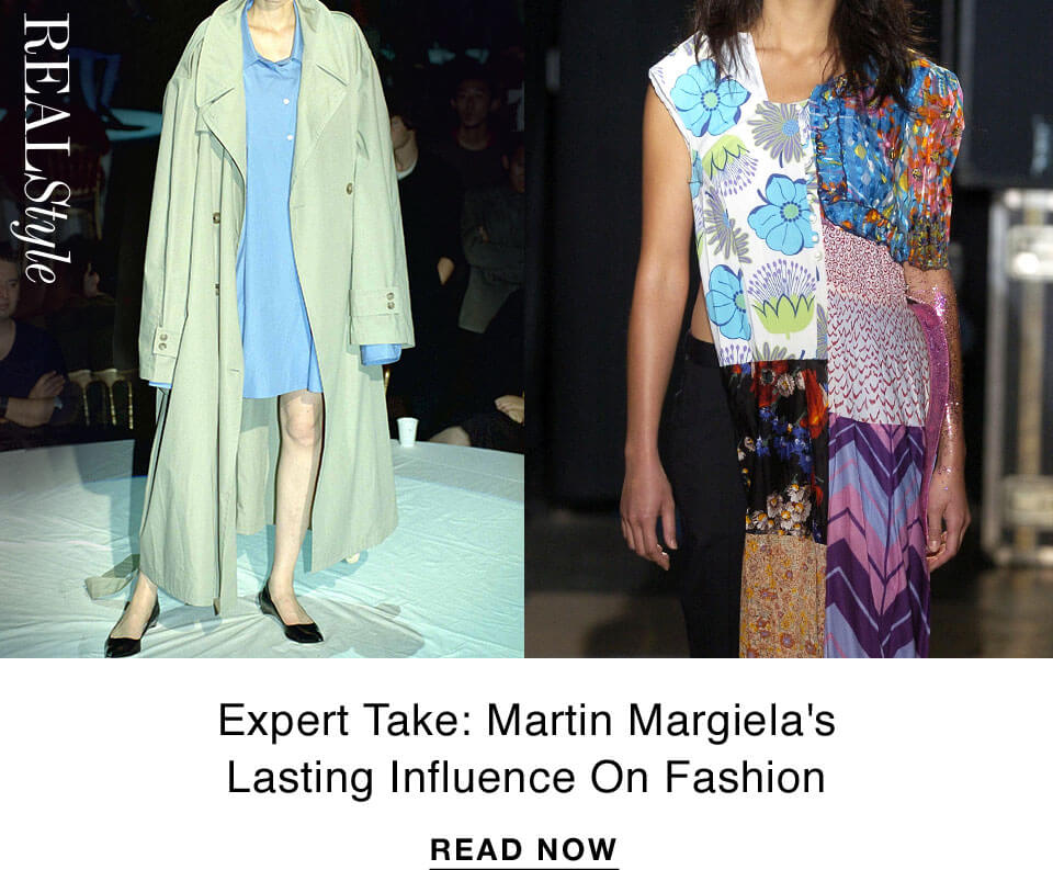 From The Archive: Martin Margielas Enduring Influence On Fashion & Streetwear