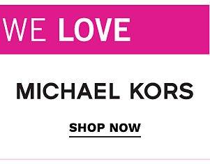 Michael Kors. Shop now.