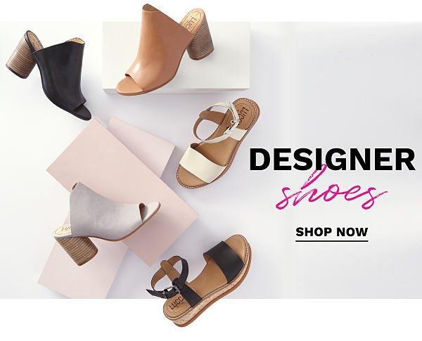 Designer Shoes. Shop Now.