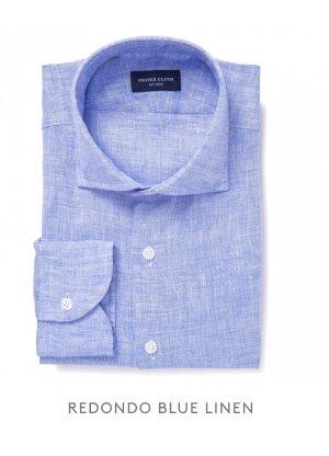 Redondo Blue Linen