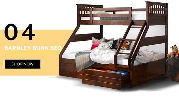 Barnley Bunk bed