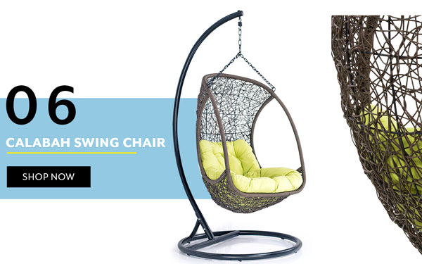 Calabah Swing Chair