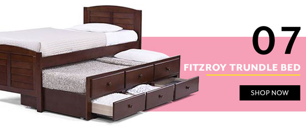 Fitzroy Trundle bed