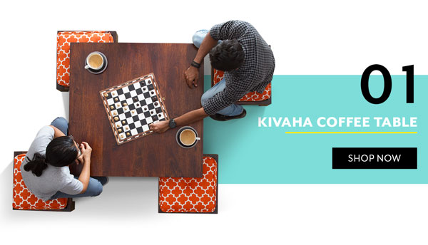 Kivaha Coffee table