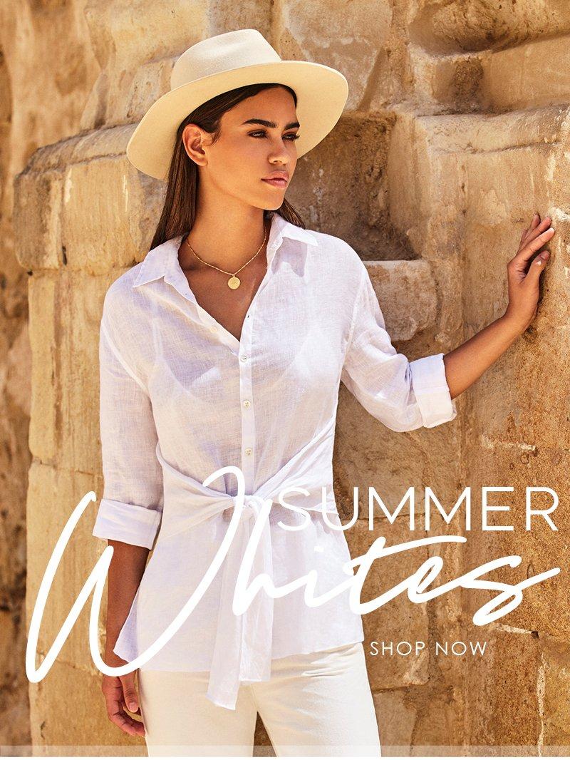 Shop Summer Whites