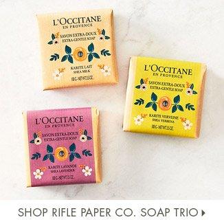 Shop Rifle Paper Co. Soap Trio