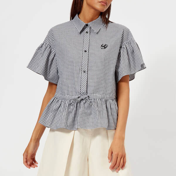Bubble Sleeve Shirt