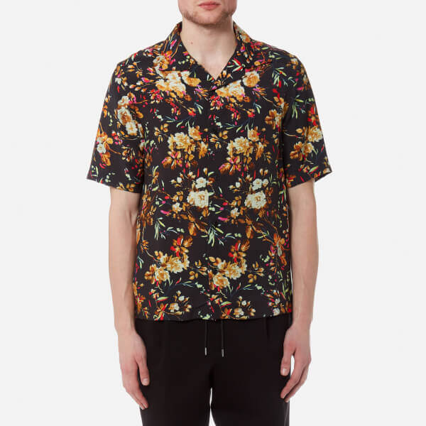 Billy Floral Print Shirt