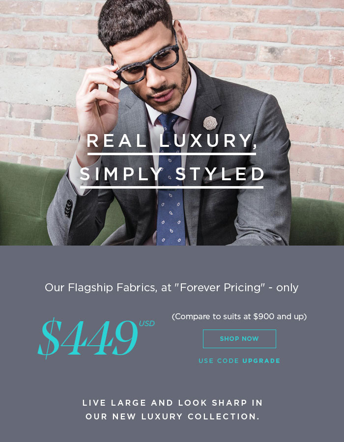 REAL LUXURY, SIMPLY STYLED
