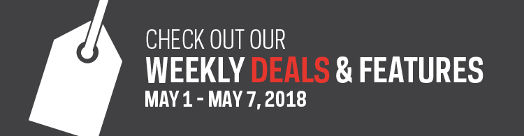 Weekly Deals & Features