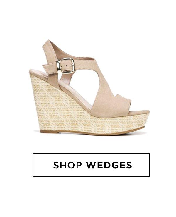 Shop Wedges.