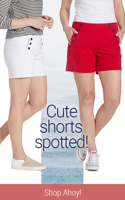 JAG Jeans | Cute shorts spotted! | Shop Ahoy!