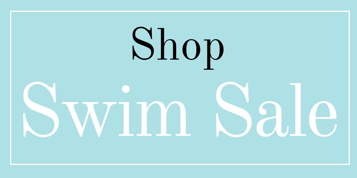 Shop Swim Sale!