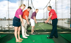 54% Off Golfing Experience at The Golf Club at Chelsea Piers