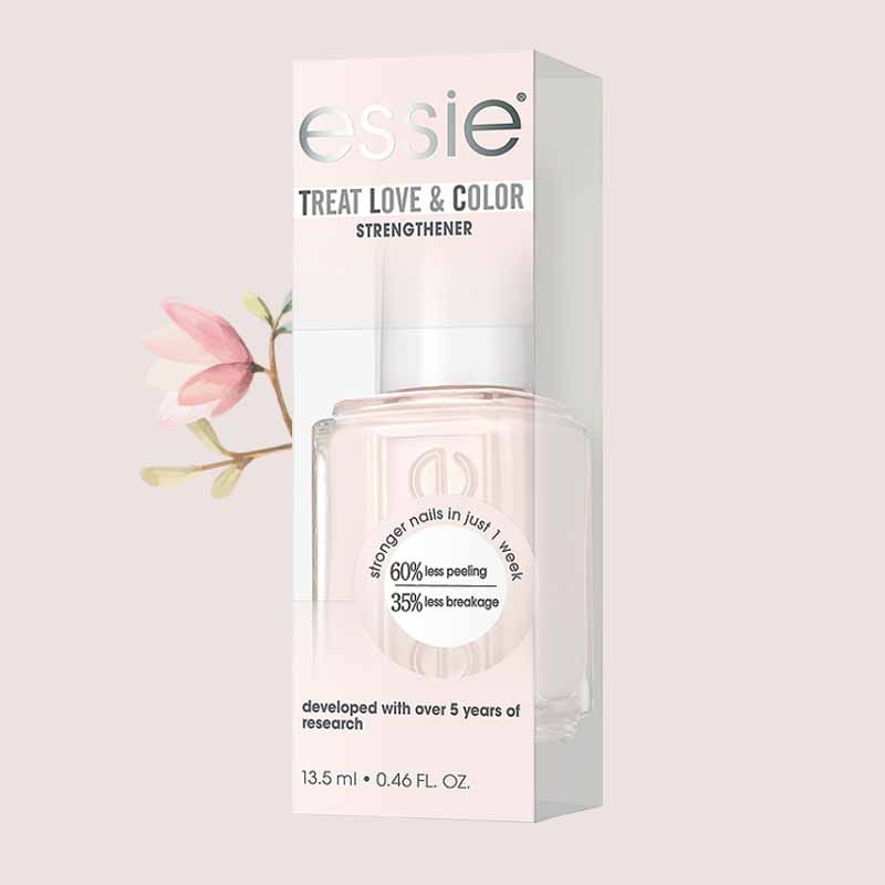 ESSIE - Treat Love & Color  Soin Color Fortifiant n35 In A Blush