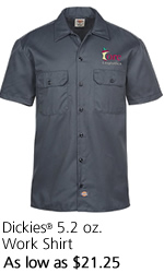 Dickies 5.2 oz. Work Shirt