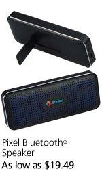 Pixel Bluetooth Speaker
