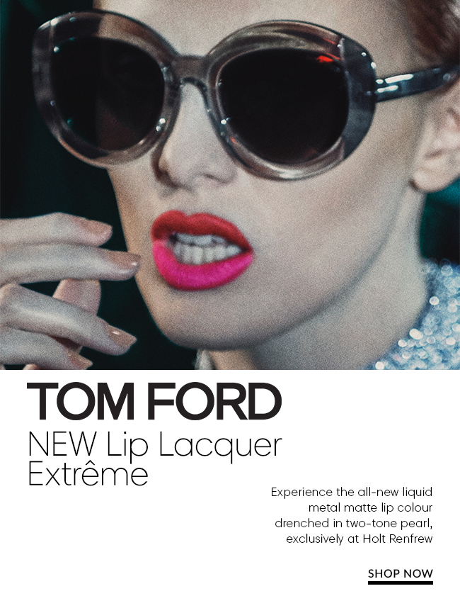 Tom Ford NEW Lip Lacquer Extrme